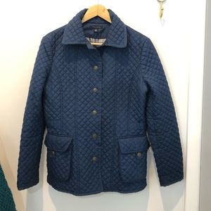 Tommy Hilfiger Quilted Puffer Jacket size Medium